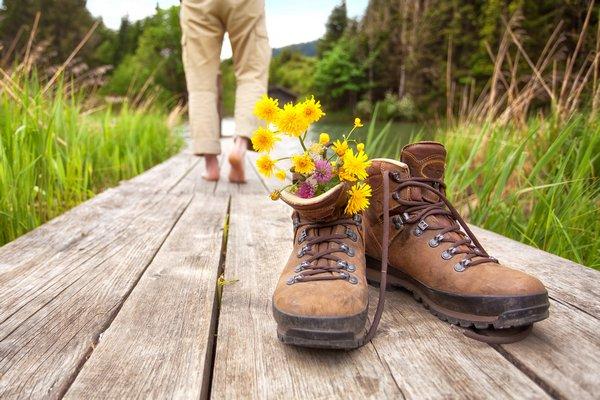 Die richtigen Schuhe für gesunde Füße